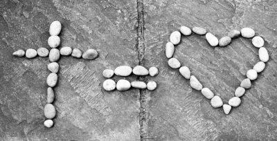 geloof = liefde